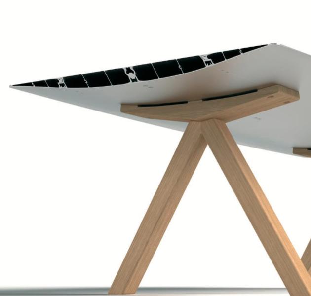 Table B - Wood - Konstantin Grcic