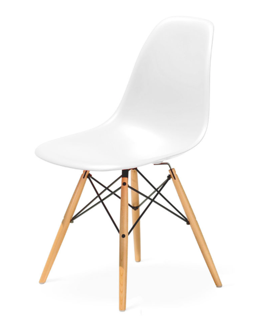 DSW Plastic Chair - Charles and Ray Eames - 1950