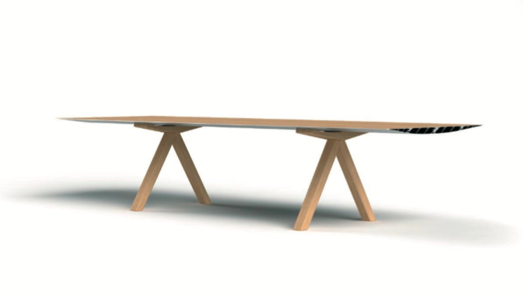 Table B - Wood - Konstantin Grcic