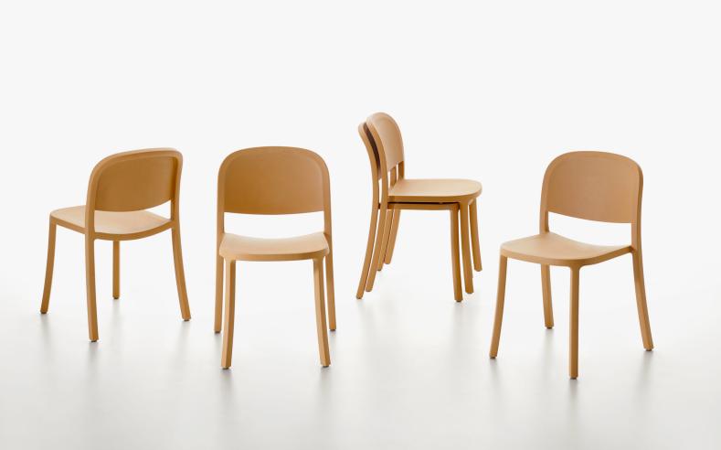 Jasper Morrison - 1 Inch Chair