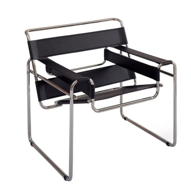 Wassily Chair - Marcel Breuer - 1925