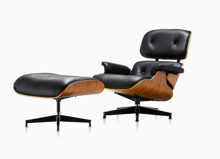 Lounge Chair - Charles and Ray Eames - 1956