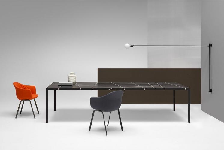 Tense Material Intarsia - Piergiorgio Cazzaniga + Michele Cazzaniga - MDF Italia