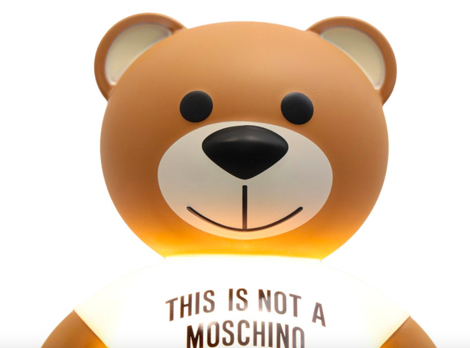 Moschino - Jeremy Scott - Kartell