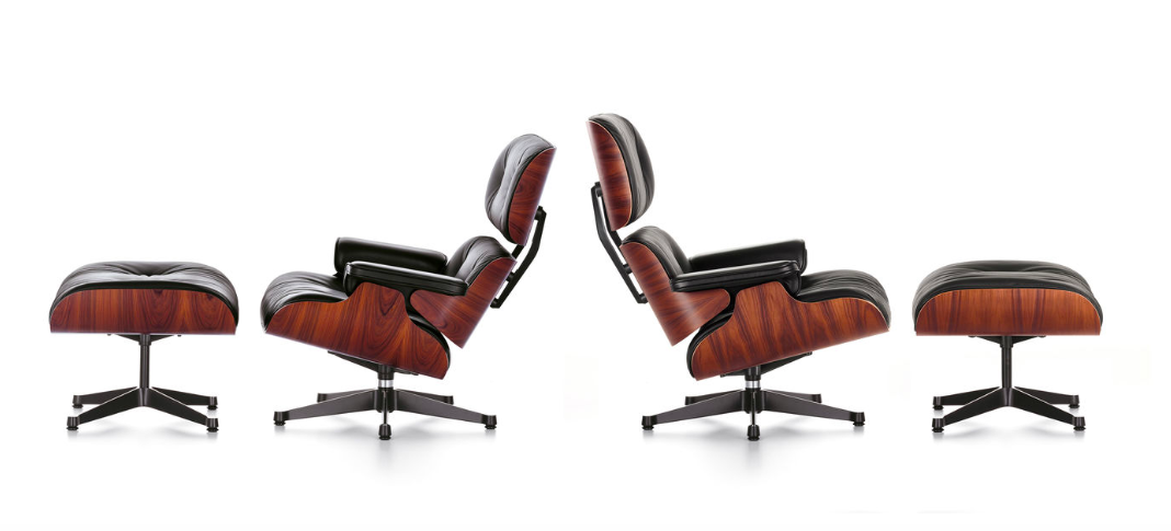 Lounge Chair - Charles and Ray Eames - Vitra