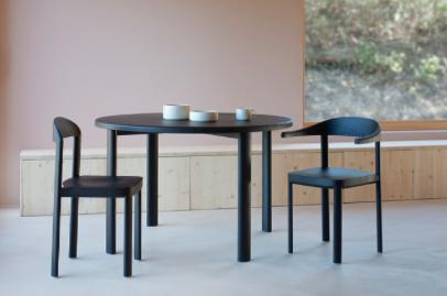 Curv Chair - Jörg Boner - Stattmann Neue Moebel