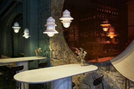 Santorini Lamp - Sputnik Estudio - Marset