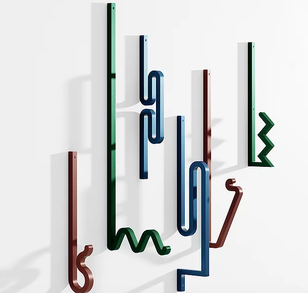 Zag Hooks - Studio Bling - La Chance - Maison & Objet