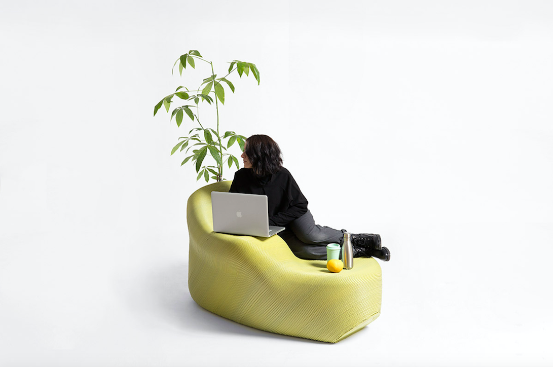 Print your City - The New Raw - Plastic Furniture