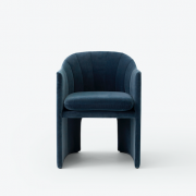 Loafer Chair - Space Copenhagen - &Tradition - IMM