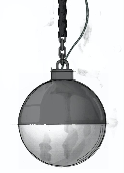Wrecking Ball - Foscarini - Diesel
