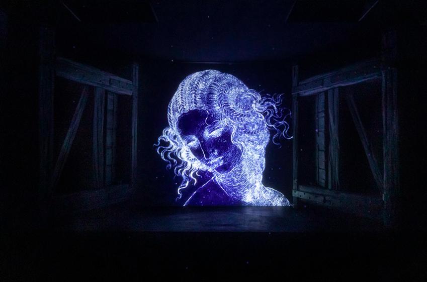 Da Vinci - Salone Internazionale del Mobile 2019